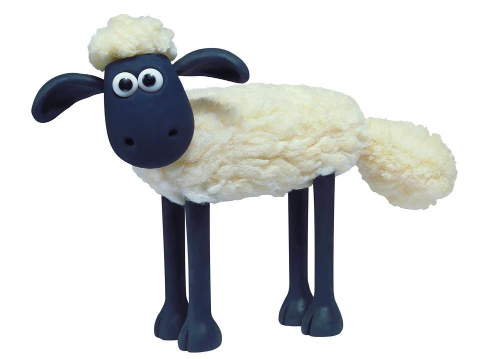 SHAUN THE SHEEP - www.sarabarbas.com
